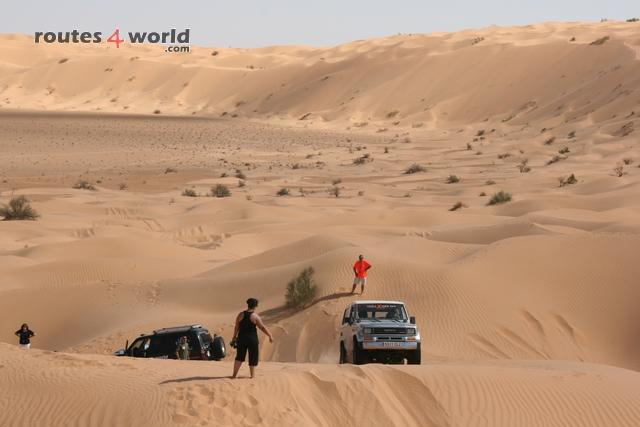Tunez R4W dunas 3