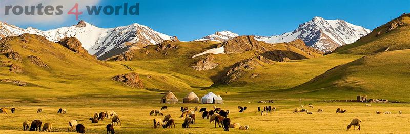 Viaje Kirguistan 1