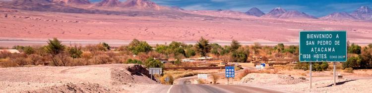 Viaje a Argentina y Chile