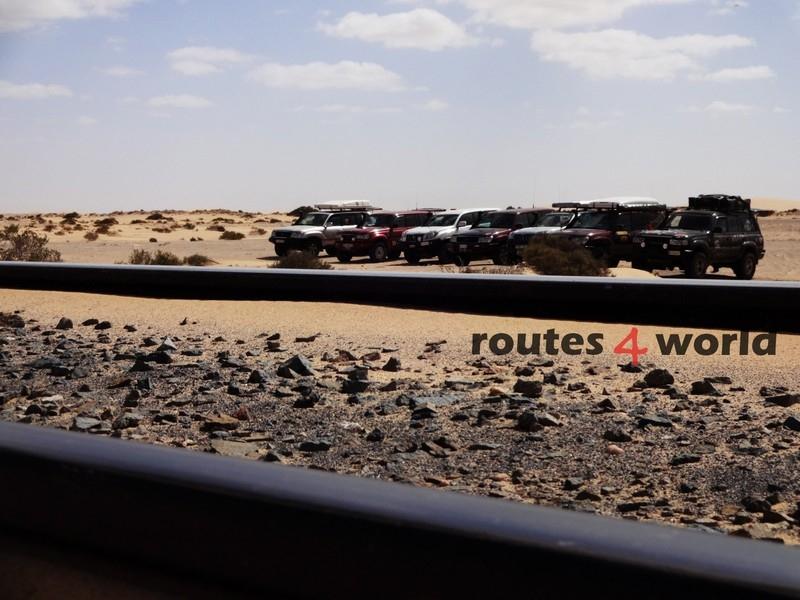 Raid Baobab 2016 - Routes4world - Mauritania - Senegal - Guinea Conakry - Bissau - Gambia (1)