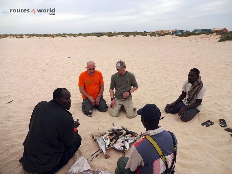 Raid Baobab 2016 - Routes4world - Mauritania - Senegal - Guinea Conakry - Bissau - Gambia (16)