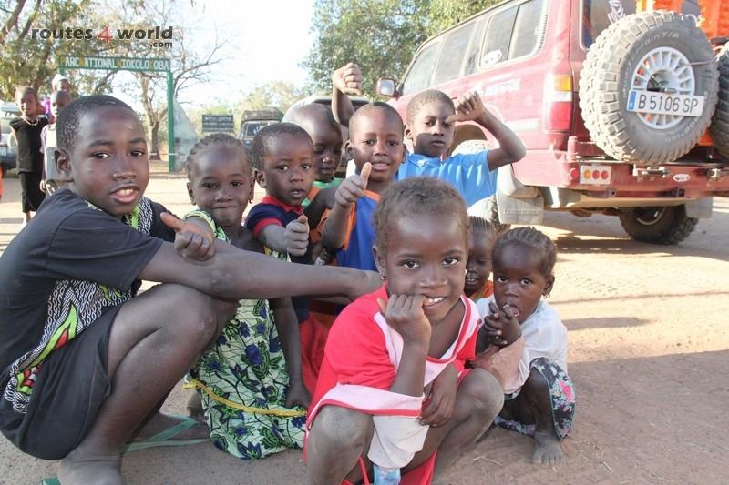 Raid Baobab 2016 - Routes4world - Mauritania - Senegal - Guinea Conakry - Bissau - Gambia (33)