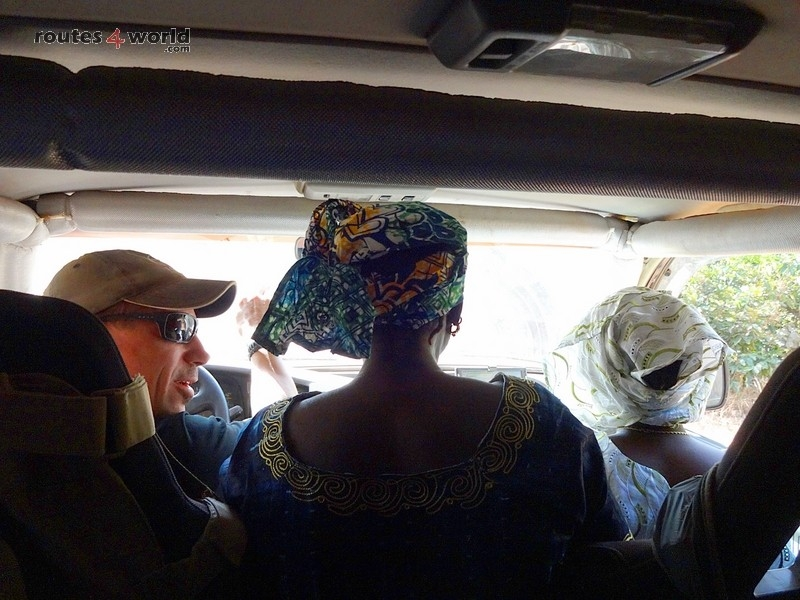 Raid Baobab 2016 - Routes4world - Mauritania - Senegal - Guinea Conakry - Bissau - Gambia (40)