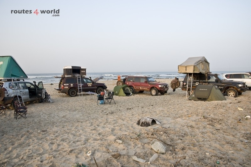 Raid Baobab 2016 - Routes4world - Mauritania - Senegal - Guinea Conakry - Bissau - Gambia (64)