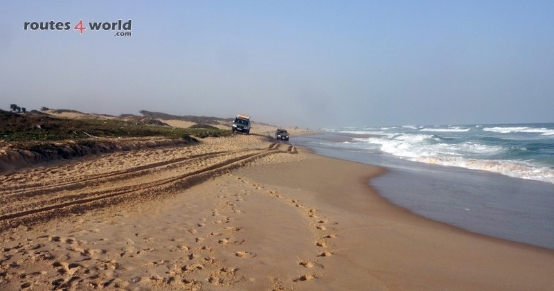Raid Baobab 2016 - Routes4world - Mauritania - Senegal - Guinea Conakry - Bissau - Gambia (78)