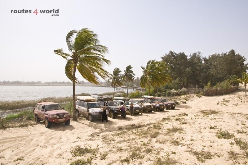 Raid Baobab 2016 - Routes4world - Mauritania - Senegal - Guinea Conakry - Bissau - Gambia (80)