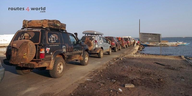 Raid Baobab 2016 - Routes4world - Mauritania - Senegal - Guinea Conakry - Bissau - Gambia (84)