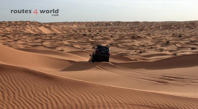 Tunez R4W dunas 2