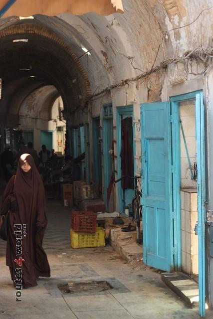 Tunez R4W Kairouan