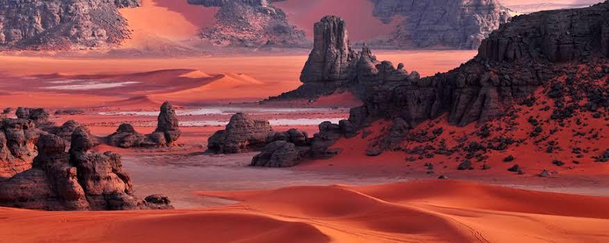 Viaje Argelia