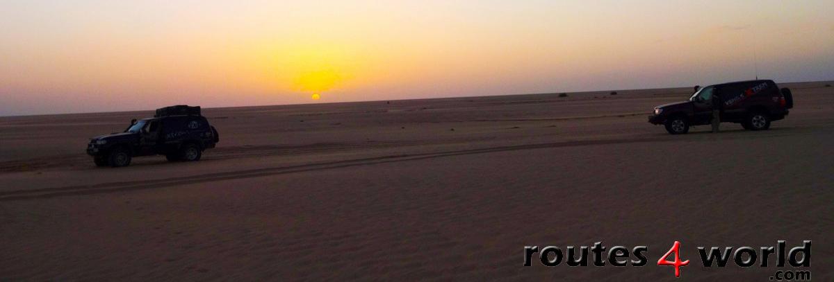 Viaje Mauritania 4x4