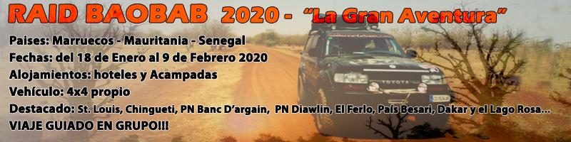 Raid Baobab 2020