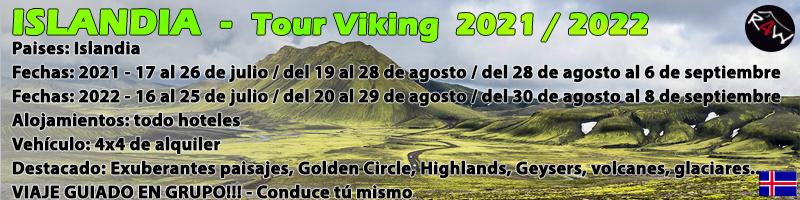 Viaje Islandia 4x4