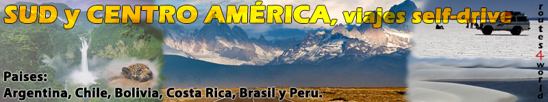Viajes Self-Drive Sud i Centro america
