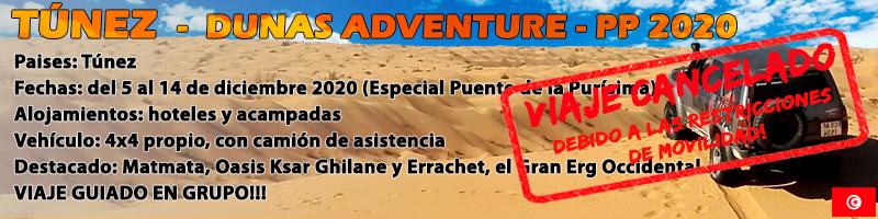 Viaje Túnez 4x4