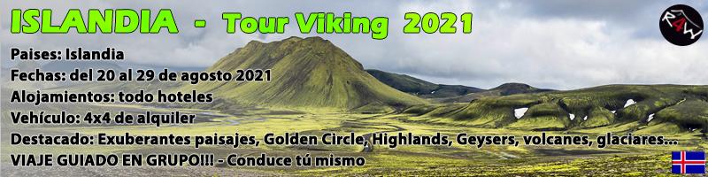 Viaje Islandia agosto2021