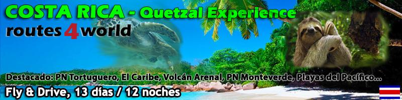 Viaje Costa Rica Fly & Drive 13 dias